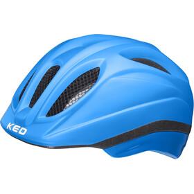 KED Meggy II Helmet Kids, blue matt